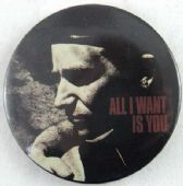 U2 - 'All I Want is You' 56mm Badge